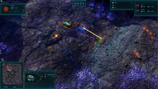 Ashes of the Singularity: Escalation key