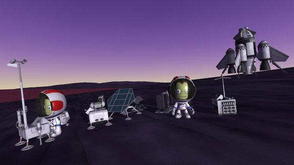 Kerbal Space Program Expansion