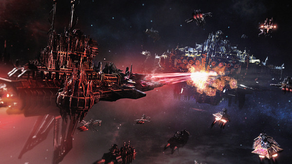 Battlefleet Gothic: Armada 2 - Chaos Campaign Expansion