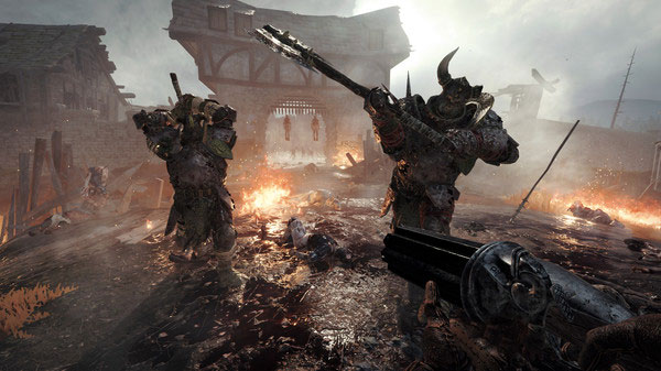 Cloud Activation CN Warhammer Vermintide 2