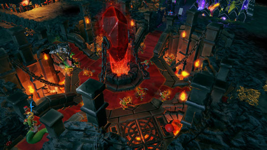 Dungeons 3 key
