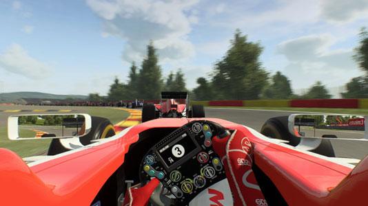F1 2015 Key