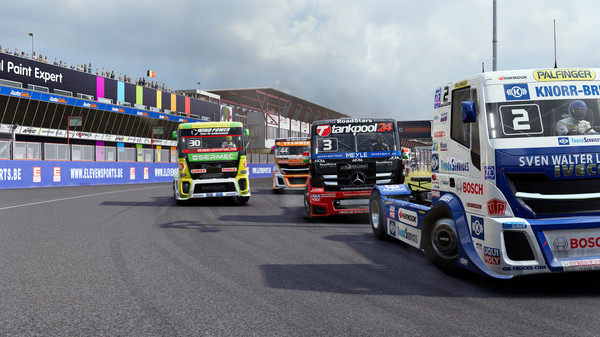 Buy FIA European Truck Racing Championship