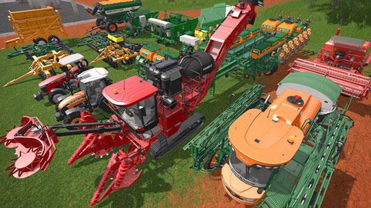 Farming Simulator 2017 Platinum  Expansion