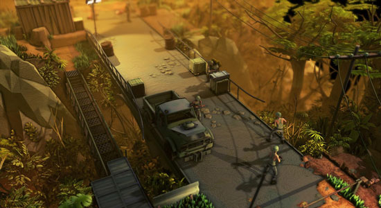 Jagged Alliance: Rage!