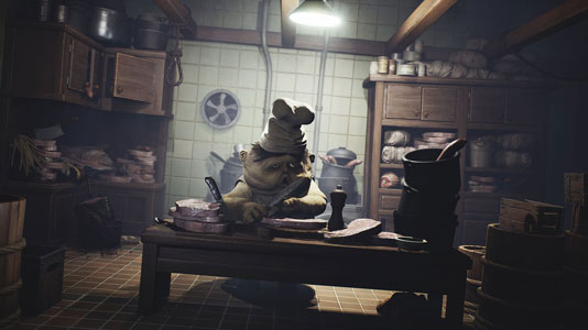 Little Nightmares Xbox