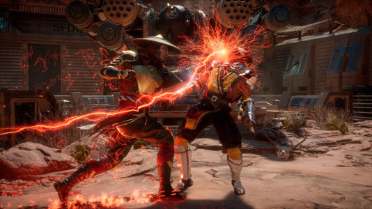 Mortal Kombat 11 VPN Version (CN)  key