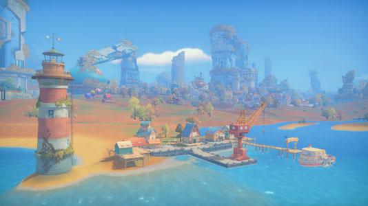 My Time At Portia Cloud Activation