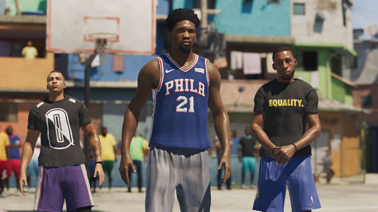NBA LIVE 19 Xbox