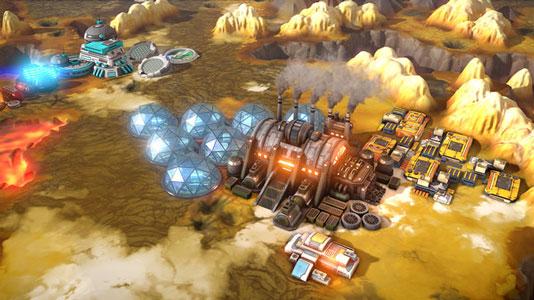 Offworld Trading Company: Jupiter's Forge Expansion Bundle key