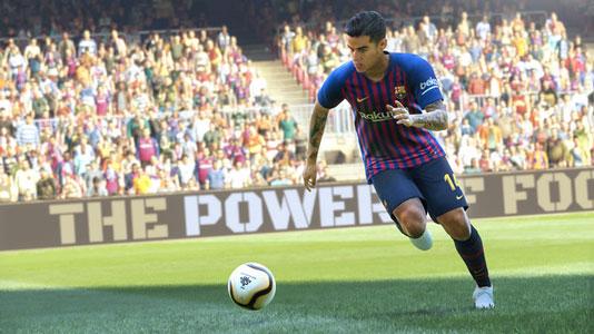 Pro Evolution Soccer 2019 (PC/Cloud Activation)