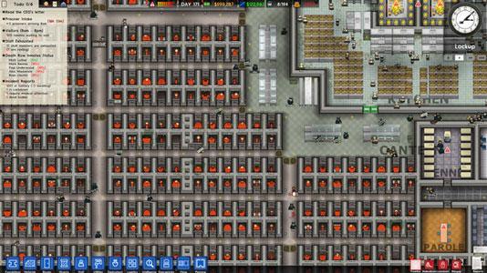 Prison Architect key
