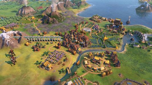 Sid Meier's Civilization® VI: Gathering Storm Key