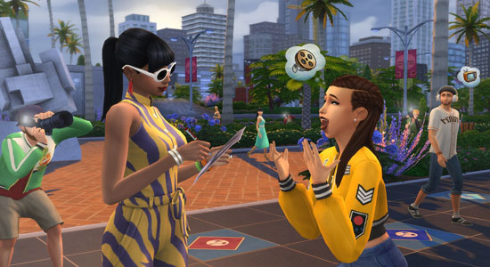 Sims 4: Get Famous