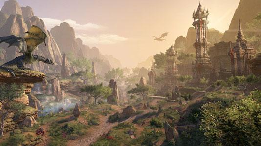 The Elder Scrolls Online - Elswey keyr