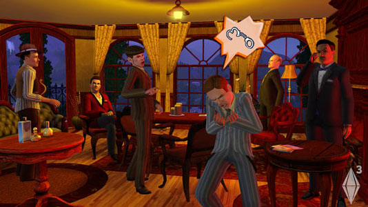 The Sims 3 - 70s, 80s, & 90s Stuff
