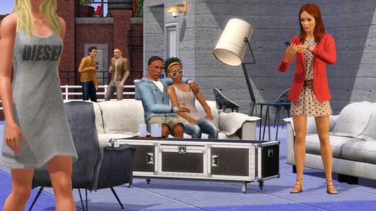 The Sims 3 - Diesel Stuff Key