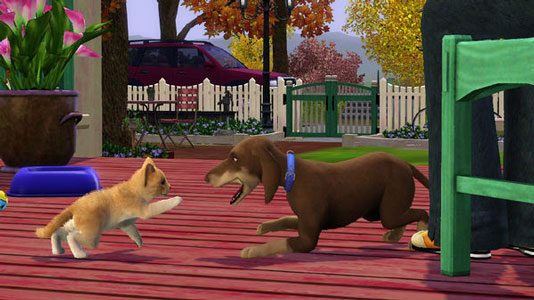 The Sims 3 Pets Key