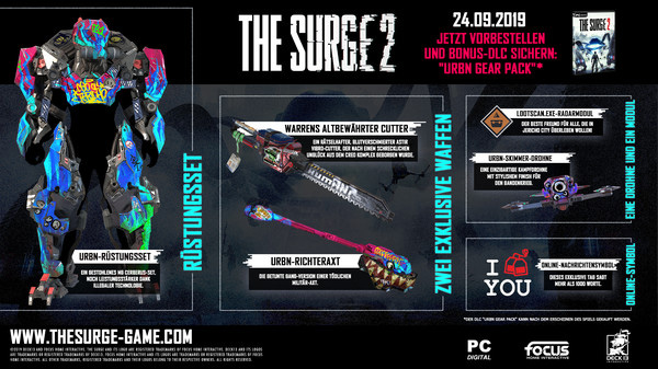 The Surge 2 buy