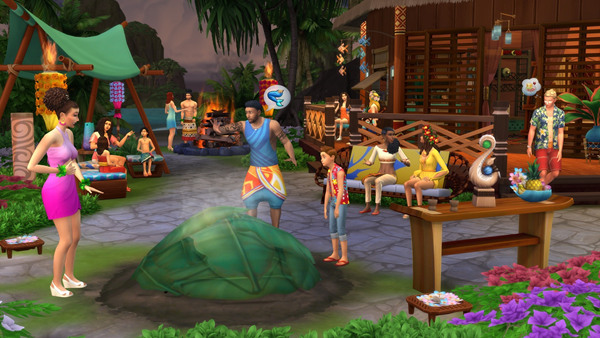 Buy The Sims 4 Island Living