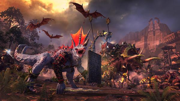 Total War: WARHAMMER 2 The Prophet & The Warlock