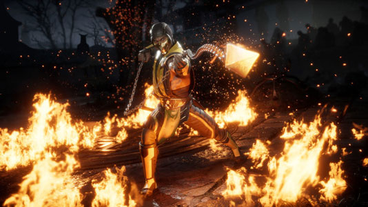 Mortal Kombat 11 Premium Edition key