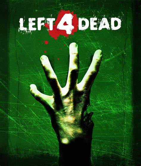Left 4 Dead Steam CD-Key