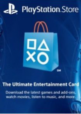 PSN 35 EUR (AT) - PlayStation Network Gift Card