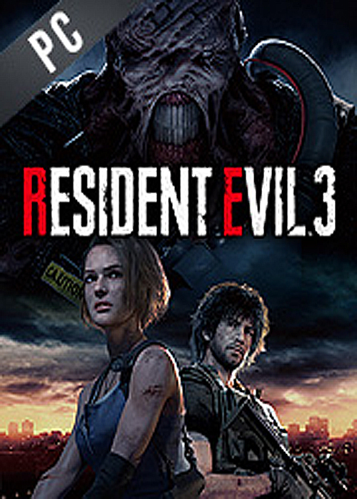 Official Resident Evil 3 Steam CD Key Global