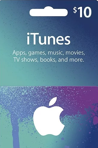 Official Apple iTunes $10 Gutschein-Code US iPhone Store