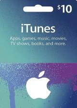 Apple iTunes $10 Gutschein-Code US iPhone Store