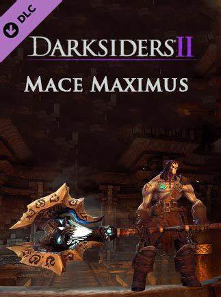 Official Darksiders II DLC - Mace Maximus (PC)