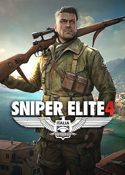 Xbox One Sniper Elite 4 (Xbox One Download Code/US)
