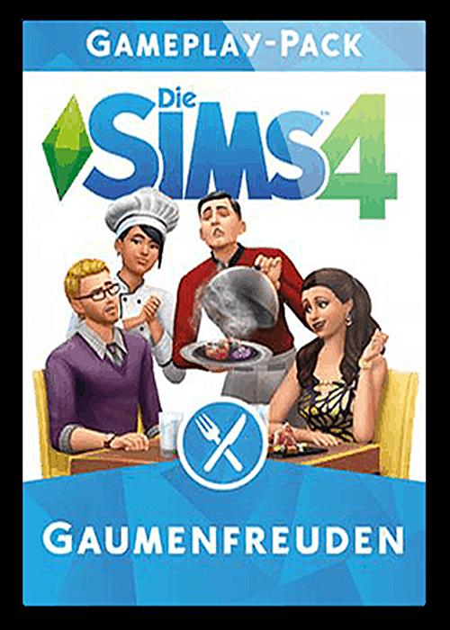 Die Sims 4 Gaumenfreuden (PC) (Guthaben Code - nur DE)
