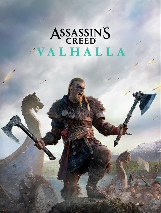 Assassin`s Creed Valhalla Standard Edition Uplay CD Key EU