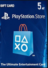 PSN 5 EUR (AT) - PlayStation Network Gift Card