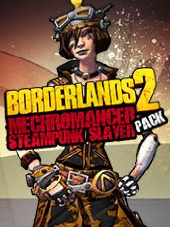 Official Borderlands 2 Mechromancer Character Pack (PC)