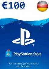 Official PSN 100 EUR (DE) - PlayStation Network Gift Card
