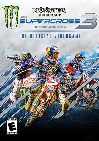 Official Monster Energy Supercross 3 (PC/EU)