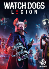 Watch Dogs Legion Standard Edition Uplay CD Key EU