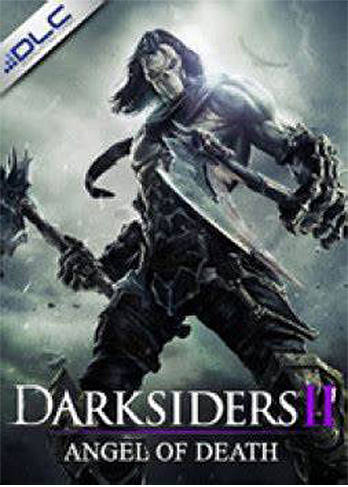 Official Darksiders II DLC - Angel of Death Pack (PC)