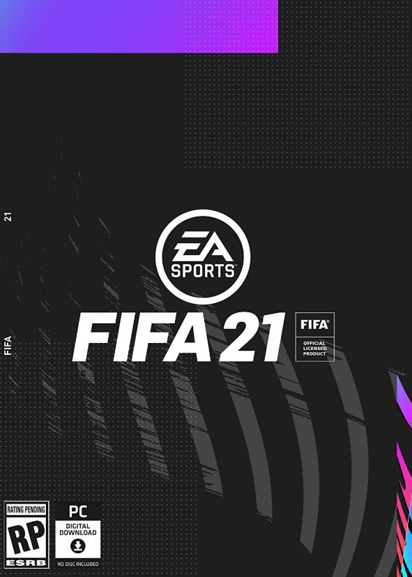 Official FIFA 21 PC Origin CD Key Global